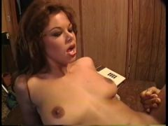 Tabitha, In the Office, With a BBC