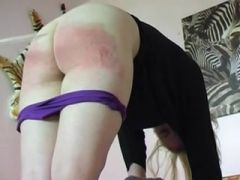Blondie caned