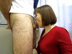 Wife face fucked