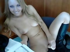 Masturbating In The Library