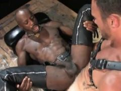 Hot Black muscle porn