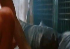 sexy actress blake lively gets naughty, spanked & lets two lucky guys fuck her hard!!