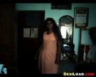 Indian Teen Strips Naked