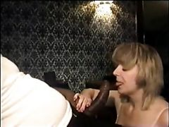 Swinger Wife Eating The Bbc