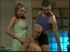 MMF Bisexual Threesome