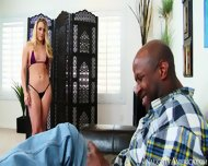 Horny Houswife Needs Black Dong - AJ Applegate
