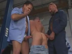 2 bears copulates twink (the repair mens two)