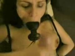 Wild amateur sex toy compilation