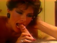Janey Robbins Lives To Ride A Long Cock