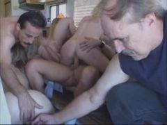 Great Amateur Group Fucking