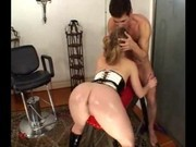 Sunny Lane Swallows A couple Of Loads Of Cum