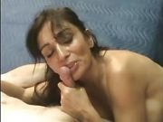 Swinger Wife Sucking Two Cocks