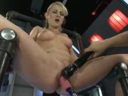 Spicy Natasha Starr has Toyed sensuous By A Machine