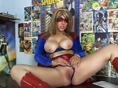 Amateur Superhero