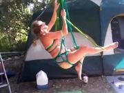 She's a swinger