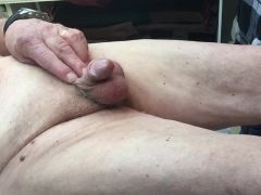 My little penis and cock ring