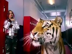 Lil Pump Gucci Gang (Official Music Video)