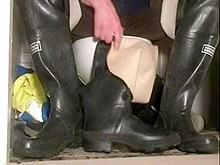 nlboots - westgate waders piss