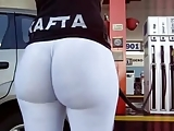 Juicy ass pumpin gas