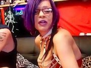 indica greenly secret movie on 01/20/15 10:39 from chaturbate