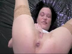 Fetish porn video with sexy action and hot masturbation