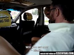 DearSX.com - Dp Threesome In Taxi Cab