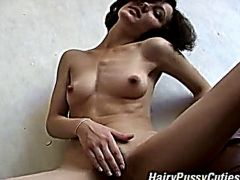 Russian Student Girl Doesn\'t Have a BF