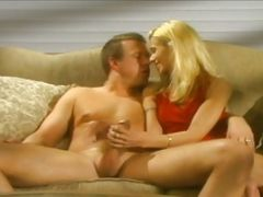 Blonde Harlot Adores the Big Pecker