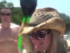 Party sluts on boats are hot as hell