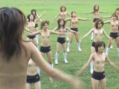 Absolutely free jav of Asian half in the nude academy