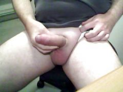 MY SHAVED COCK AND BALLS