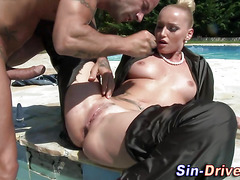 Fetish babe squirting
