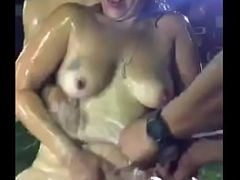 Indian Aunty Dance XXX HD Video