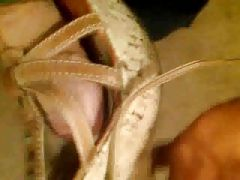 cuming in wifes wedge sandals