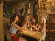Orgy in the pub