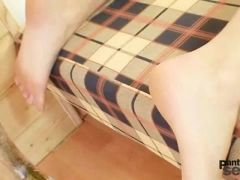 Hot thin euro honey obsessed surrounding pantyhose tights hose