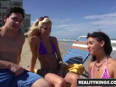 RealityKings - Money Talks - Esmi Lee Halle Von Peter Green - Cuffed And Screwed