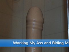 Assplay Dildo\'s and fist in the ASS