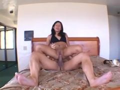 Youthful Latin angel takes it all (Sid69)