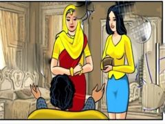 Samina Deevshap Cartoon Porn Story