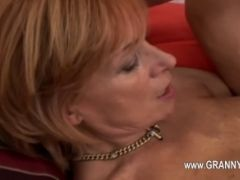 Extremely hot mature loving hard