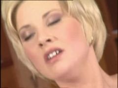 Anal Ride of Shorthair Tinytit Blonde