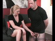 Tiny little cock humiliation