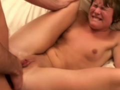 Teen endures painful anal