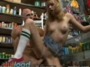 Lexi Belle in the Petshop