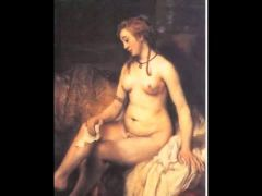 Nude Women in Art