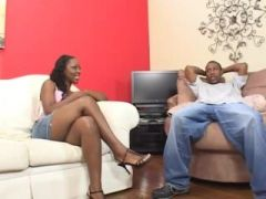 Black Encounters - Scene 6 - Black Booty Productions