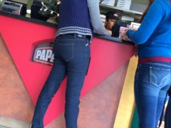 Hot Asses in Jeans
