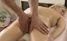Lewd couldn\'t wait to drill beauty\'s cunt after massage