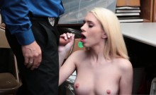 Fake cop doggy and bondage Attempted Thieft